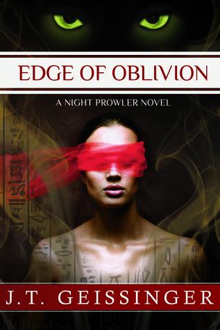 Title: Edge of Oblivion. Author: J.T. Geissinger. Genre: Adult Paranormal ...